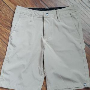 Dri fit khaki shorts